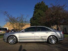 Audi A8 3.0 Petrol - Full Audi Service History