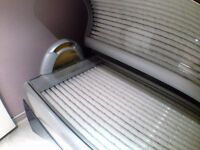 **MEGASUN 4000 COMMERCIAL SUNBED FOR SALE**
