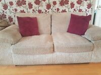 2 two-seater sofas for sale