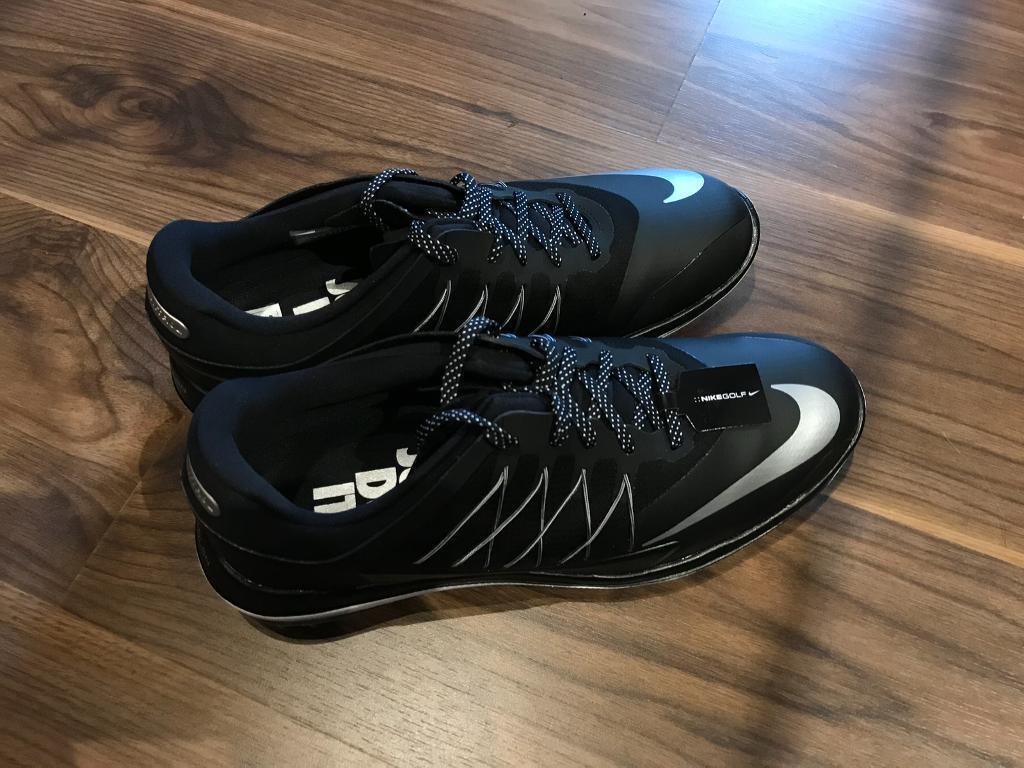 RRP £120 Nike Lunar Control Vapour golf shoes UK9.5