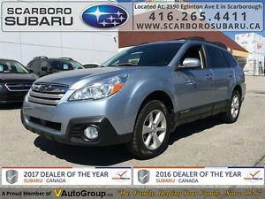 2013 Subaru Outback 2.5i Conv. Pkg, FROM 1.9% FINANCING AVAILABL