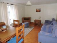 2 Bedroom Furnished Groundfloor Flat to Rent in Central Kirkcudbright