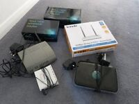 Various Routers for sale