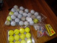 12 new Top Flite, 38 golf balls