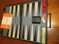 "Backgammon 15 "" Case"