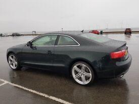 Audi a5 coupe 2009