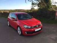 Volkswagen Golf GTD DSG 2.0TDI 2009 VGC, Paddle Shift, Sat Nav/DVD and Heated Seats