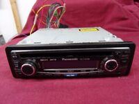 Panasonic CQ-C1475N Car Radio CD Player