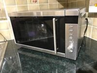 Kenwood Microwave Oven Stainless Steel K20MSS10 *EXCELLENT CONDITION*