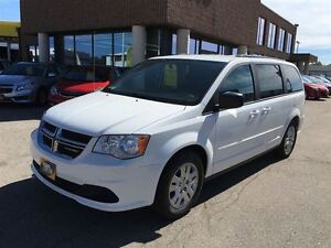 2014 Dodge Grand Caravan SXT WITH FULL STO-N-GO, 4 NEW TIRES JUS
