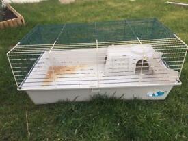Ferplast indoor rabbit cage