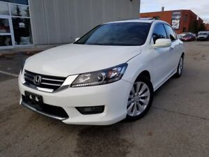2015 Honda Accord EX-L ONE OWNER OFF LEASE EXTRA CLEAN