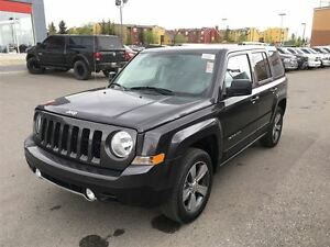 2017 Jeep Patriot HIGH ALTITUDE-LEATHER HEATED SEATS, REMOTE STA