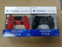 SONY PS4 CONTROLLER BRAND NEW SEALED & RECEIPT