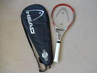 Head Ti Heat Tennis Racquet - Prince Synergy Tennis Racket