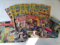 Huge Job Lot of Vintage Magazines! 50s, 60s and 70s.