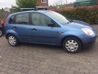 Ford Fiesta 1.2 Only 70k Genuine Milage + 2 Owners from new!