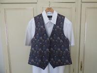 Liberty of London Mens Waist Coats Size XL