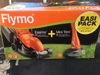Flymo lawnmover