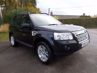 2007 07 LANDROVER FREELANDER 2.2 TD4 HSE AUTOMATIC 4X4 CALL 07908275624