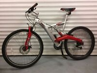 Carrera Banshee XC Full suspension mountain bike. Excellent Condition PLEASE READ AD FOR DETAILS