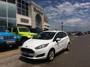 2016 Ford Fiesta SE, Bluetooth, Sirius, Clean Carproof