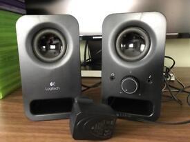 Used Logitech Speakers