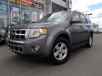 2008 Ford Escape Hybrid  Hybrid !!! Sunroof / Leather / GPS / He