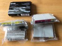 Epson ink cartridge U-T1281