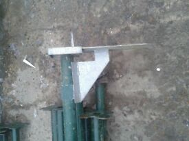 Strong Boy, masonry support, acrow prop, London