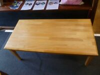 Pine Coffee Table - Charity