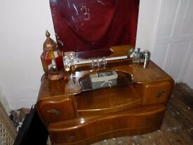 Beautiful old vintage dressing table