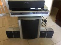 Sony DVD recorder Home Theatre System