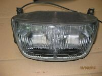 pan european st1100 head light and cover