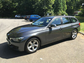 BMW 320d SE Touring (13 reg) Excellent Condition, Full BMW History, 1 previous owner PRICED TO SELL