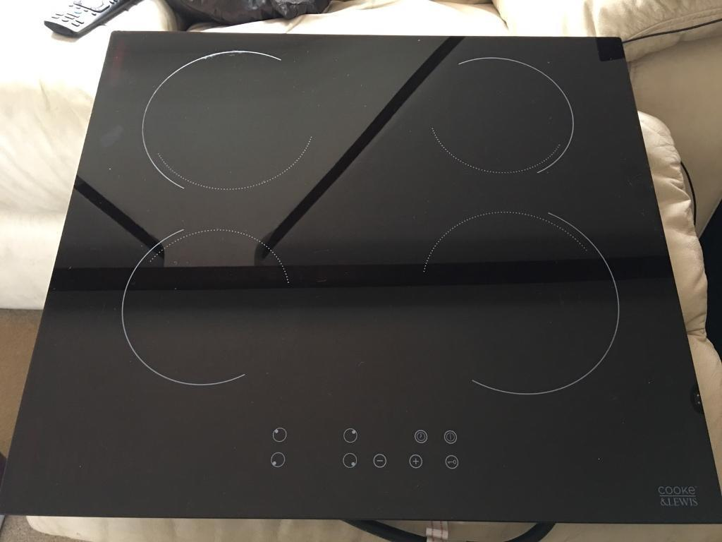 Cooke Lewis Induction Hob In Congleton Cheshire Gumtree