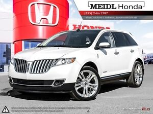 2013 Lincoln MKX Limited AWD PST Paid