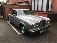 1981 Rolls Royce Silver Shadow II