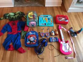 Amazing toy bundle must go asap