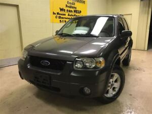 2006 Ford Escape XLT Annual Clearance Sale!
