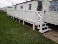 10 Berth/4 Bedroom Caravan For Hire