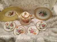 JOB LOT OF VARIOUS VINTAGE CHINA-EXCELLENT CONDITION