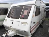 1996 fleetwood 184 garland caravan 6 months Warranty CAN DELIVER Monday sale