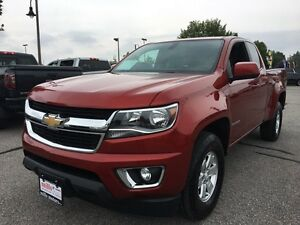 2016 Chevrolet Colorado 2WD WT Short Box Ext Cab 6-Speed Manual