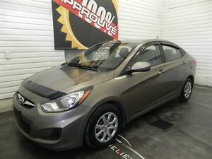 2012 Hyundai Accent L *AC*Options Volant*Cruise Control*Automati