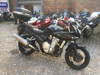 Suzuki GSF 650 Bandit, k8, S Faired, delivery, Finance, Topbox, Watercooled SA