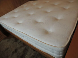 King Mattress made by Myers (Delivery)