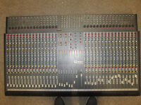 "Soundcraft ""Ghost"" Mixing Desk"