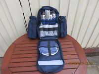 PICNICWARE - FOUR PERSON PICNIC RUCKSACK FOR SALE