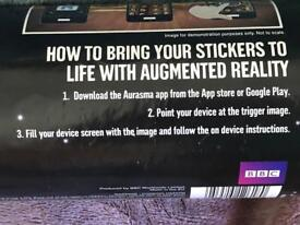 Dr Who augmented reality XL Dalek